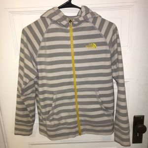 The North Face Boys M Fuzzy Jacket
